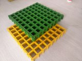 Миниая решетка сетки отлитая в форму FRP с вогнутой поверхностью