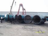 Machine d'autoclave de tube en caoutchouc/machine en caoutchouc d'autoclave de boyau