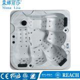 Uitstekende kwaliteit Drie het Gebruik Whirlpool Hot Tub SPA van de Familie van de Zitkamer (m-3354)