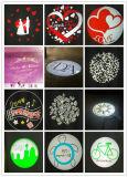 10000 Lumens Logotipo LED Gobo Piscina 6 projectores de criação de logotipos