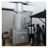 Inceneratore residuo contagioso per l'ospedale con due bruciatori