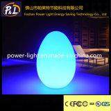 Nachladbare dekorative Nachtlampe der Ei-Lampen-LED