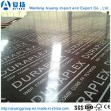 6-12mm Poplar WBP Glue film Faced Plywood with logo