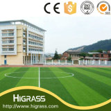 Higrass Produce Soft Durable Anti-UV Fake Soccer Football Synthetic Artificial Turf Price
