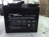 batterie solaire exempte d'entretien d'acide de plomb scellée par VRLA d'UPS de 12V 33.0ah