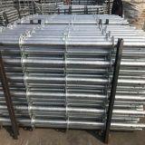 La norme internationale Layher échafaudage/bague en aluminium échafaudage de verrouillage