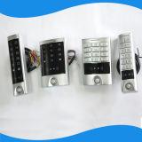 Controlador autônomo do acesso do teclado elegante RFID do toque do projeto