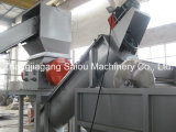 Полиэтиленовая пленка PE LDPE PP Zhangjiagang Saiou рециркулируя линию