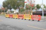 Cerca Barreira de Tráfego para Segurança de Estrada Temporária Vermelha/Amarela 1950mm