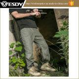 Vert de permutation quotidien de culotte de ville répulsive d'eau légère d'Esdy