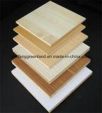 高い等級の家具のための中国のメラミン上塗を施してあるMDFそして未加工MDFシートの価格