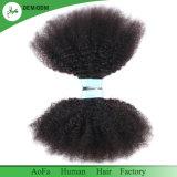 Uitbreiding van het Menselijke Haar van het Haar van Afro de Cambodjaanse Kroezige Krullende Maagdelijke