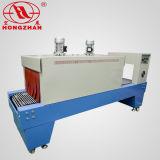 Empaquetadora que encoge automática con el tubo eléctrico de la calefacción del transductor del convertidor del cambiador de frecuencia y del acero inoxidable