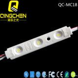 승진 3LEDs SMD5050는 화소 방수 LED 모듈을 서명한다