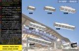 IP65 상표 서울 150W 좁은 통로를 위한 선형 LED 높은 만 빛