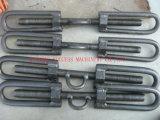 Сварные стальные Хамбюргер стяжной муфты D-D стяжной муфты