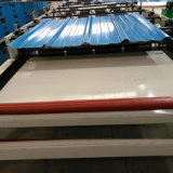 Neue Entwurfs-Wand u. Dach-Blatt-Rolle, die Maschine bildet