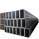 Tubo rettangolare dell'acciaio dolce del carbonio vuoto