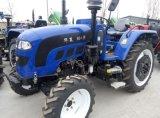 80HP Chinese John Deere Type Farm Tractor voor Verkoop