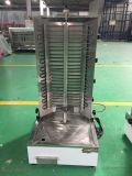 Machine 4 van Doner Kebab van Shawarma Verwarmers (hev-891)