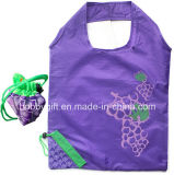 Fruit pieghevole Polyester Shopping Bag da vendere