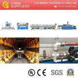 Твиновская производственная линия машина двойной трубы PVC винта