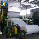 Máquina de Papel Higiénico en pequeña escala 1-2 tpd de líneas de producción