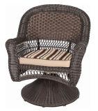 Оптовое напольное Wicker вращающееся кресло