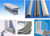 Plastik-Belüftung-Profil-Rahmen-Fenster (ZY267)