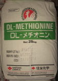 Metionina blanca del polvo DL de la alta calidad para la alimentación