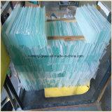 O ácido de fornecimento gravou vidro Tempered do espaço livre da boa qualidade de China