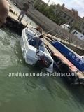 yacht di alluminio 15FT del Crewing di 4.6m