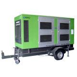 1500rpm geräuschloses Cummins Generator-Set