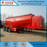 Di Huayu 40cbm della polvere di trasporto alla rinfusa di Cementtank rimorchio materiale semi