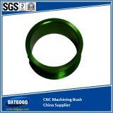 機械で造られる6082ブッシュの部品CNC