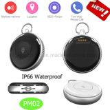 Mini/minuscule traqueur portatif imperméable à l'eau de GPS avec le SOS pour personnel/enfant Pm02