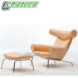 DC1017 대중적인 디자이너 가구 Eames 라운지용 의자 황소 의자