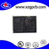 両面の鉛黒いオイルが付いている自由なLCDのモジュールPCB