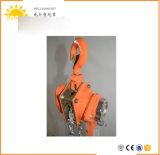 élévateur à chaînes de levier de la main 6ton/petite grue d'élévateur des prix de /Factory d'élévateur de levier 5 tonnes