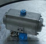 Atuador da Válvula pneumática de aço inoxidável série RT