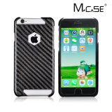 중국제 iPhone를 위한 Real Carbon Fiber Fabric Phone Case 6 6s
