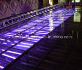 Fase di vetro 1.22*1.22m (MLS-1) del blocco per grafici di alluminio Altezza-Registrabile