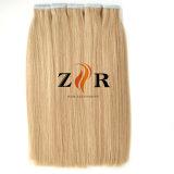 Luz de Color de cabello chino llamado doble cinta de Hair Extension