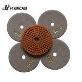 Plancher de béton de broyage de granit Tampon à polir de plancher de béton Pad de meulage