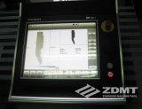 We67k-100t/3200油圧CNCの出版物ブレーキ機械