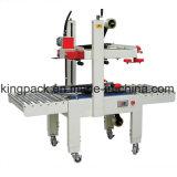 Máquina semiautomática del lacre del rectángulo del cartón de la alta calidad caliente de la venta