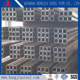 Впв ASTM A135 класса А Pre-Galvanized квадратная стальная труба