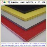 Feuille colorée de mousse de papier de panneau de mousse avec l'aperçu gratuit