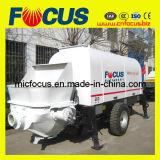 Bomba concreta do reboque do motor Diesel para a venda (HBTS30.13.130R)