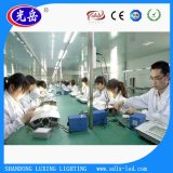 el tubo el 1200m Glass+PC 18W de los 4FT T8 LED con el Ce RoHS certifica la hora solar T8 LED fluorescente